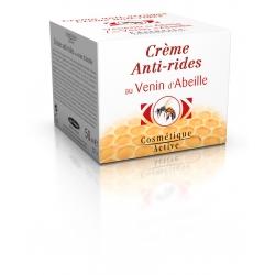 crème antirides au Venin d'Abeille