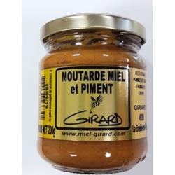 Moutarde au PIMENT