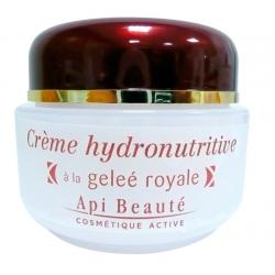 Crème Hydronutritive Anti-âge à la gelée royale