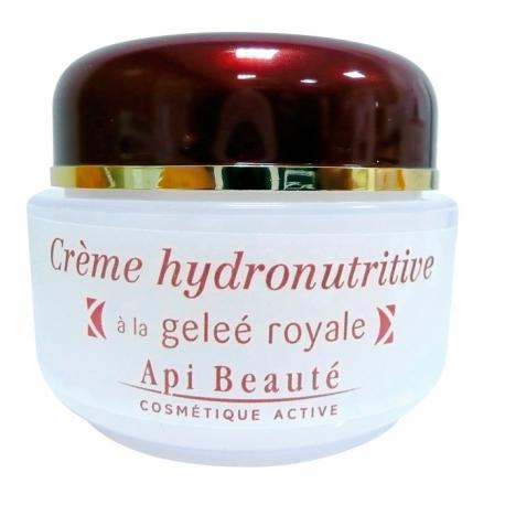 Crème Hydronutritive Anti-âge
